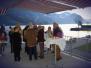 Gulasch-Essen im Seerestaurant Lido