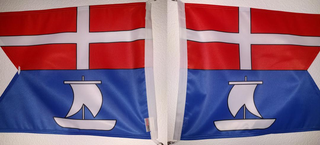 Heck-Flagge Ingenbohl-Brunnen
